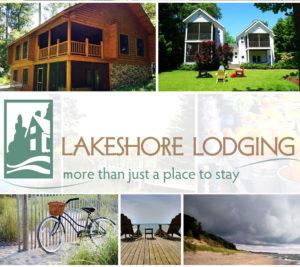 lakeshore lodging MI
